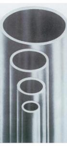 Crne okrugle cevi-colovne